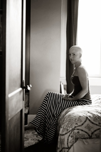 A friend told me that this one kind of captures the solitude of cancer. There's a great deal of that. Photo courtesy of Jennifer Boggett.